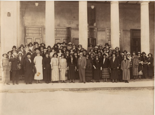 CWA Members attending the Annual General Meeting in Moree, 1924