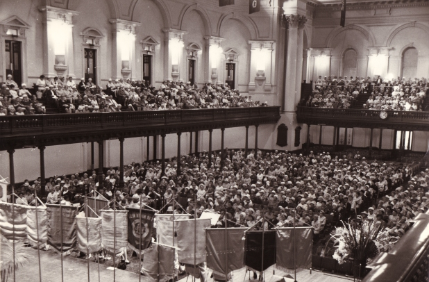 State Conference 1969 at Sydney Town Hall
