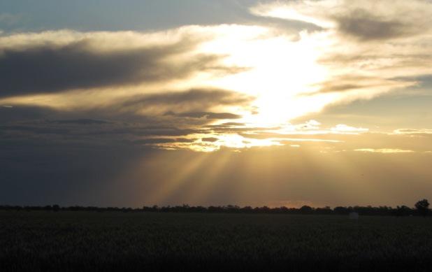 Mayleigh sunset