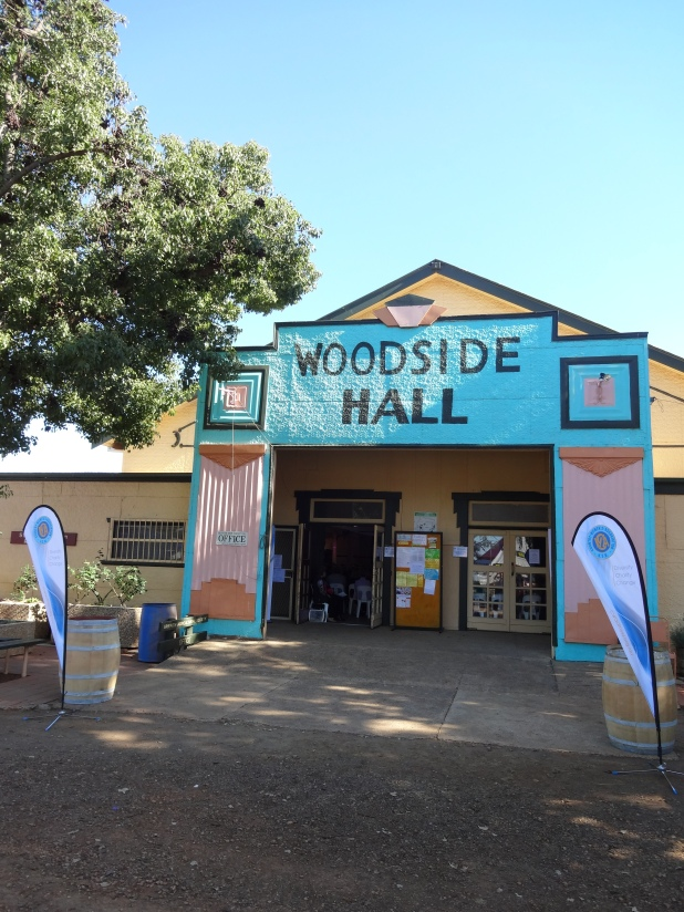Woodside Hall, Griffith Showgrounds