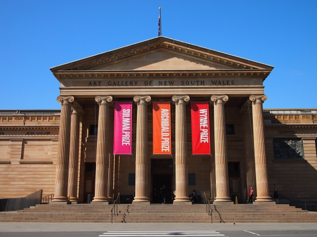 Art Gallery of NSW - Photo by Nic D
