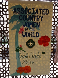 ACWW South Pacific Area banner